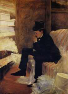 le veuf jean louis forain Musee orsay Paris 218x300 BIOGRAPHY